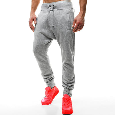 Harem Baggy Joggers Casual Sportswear Long Trousers
