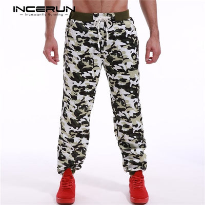 Harem Pants Men Casual Loose Sweatpants