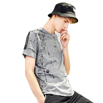 Pioneer Camp Pattern casual summer T-shirt