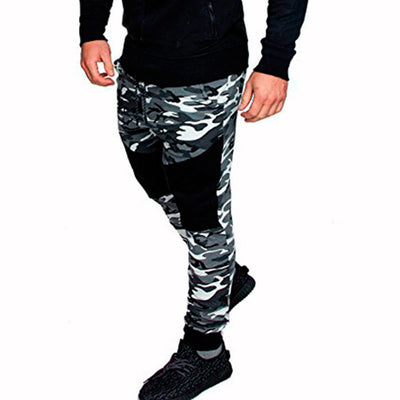 High Quality Joggers Camouflage Gyms Runners Clothing Sweatpants