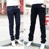 Casual Jeans Pencil Pants Stylish Designed Straight Slim Fit Trousers