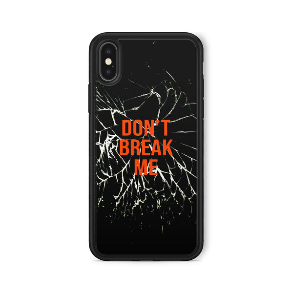 COVER DON'T BREAK ME