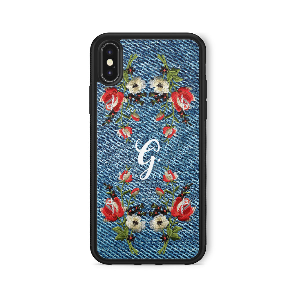 Cover Iniziale Jeans Rose Onecover