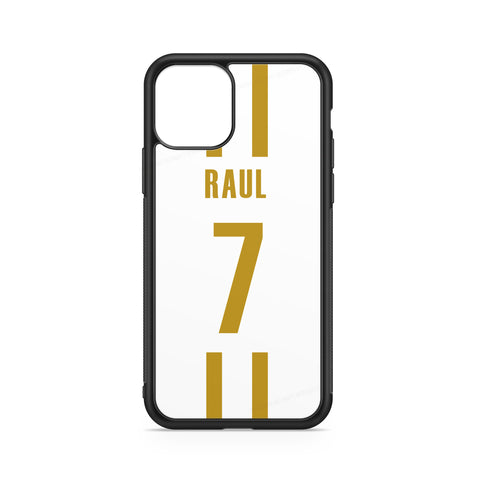 COVER REAL MADRID PERSONALIZZABILE - CALCIATORI