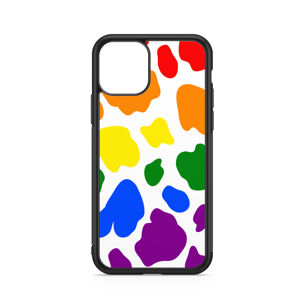 COVER MUCCA ARCOBALENO