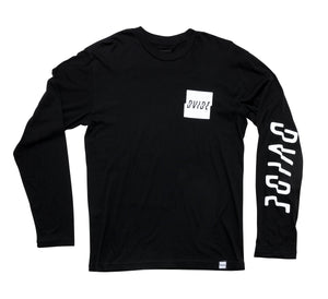 SIDELINE LONG SLEEVE T-SHIRT (2 COLORS)