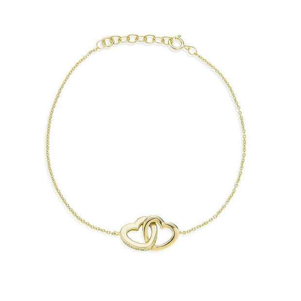 Pulsera Love Gold