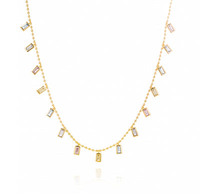 Collar Crystal Light