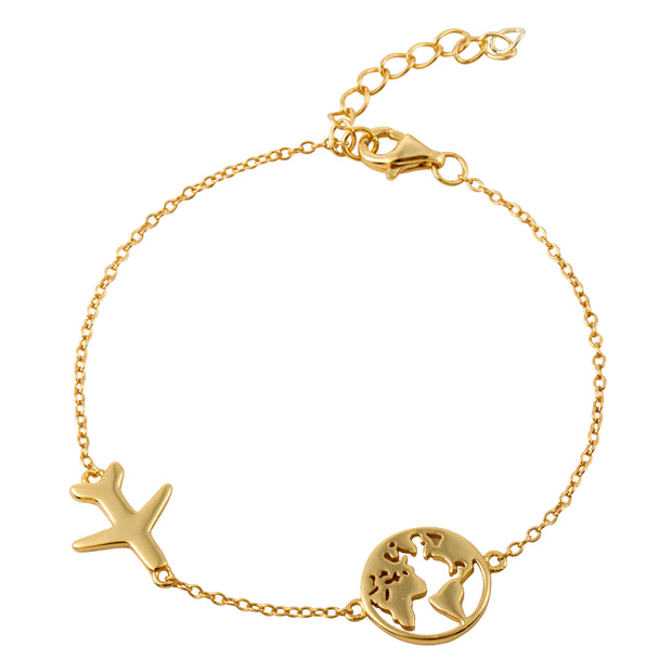 Pulsera Traveler Gold