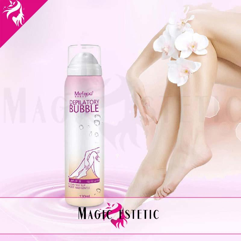 Soin Du Corps <br> BUBBLE™ : Spray Épilatoire Naturel - magicestetic