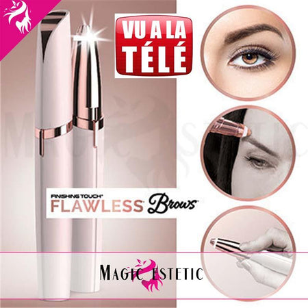 Soin Du Visage <br> Flawless Epilateur Sourcils - magicestetic