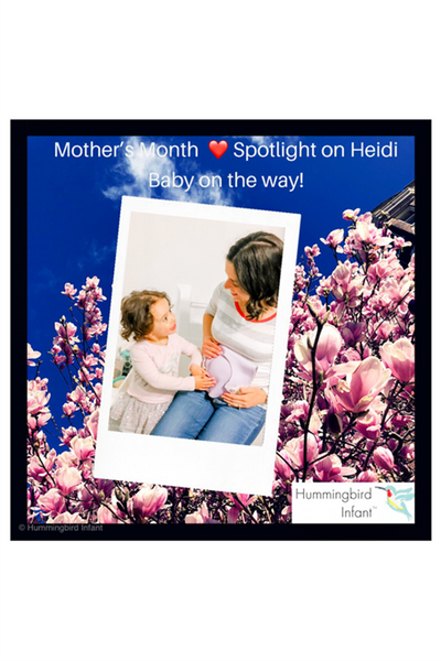 Mother's Day Month Takeover - Heidi