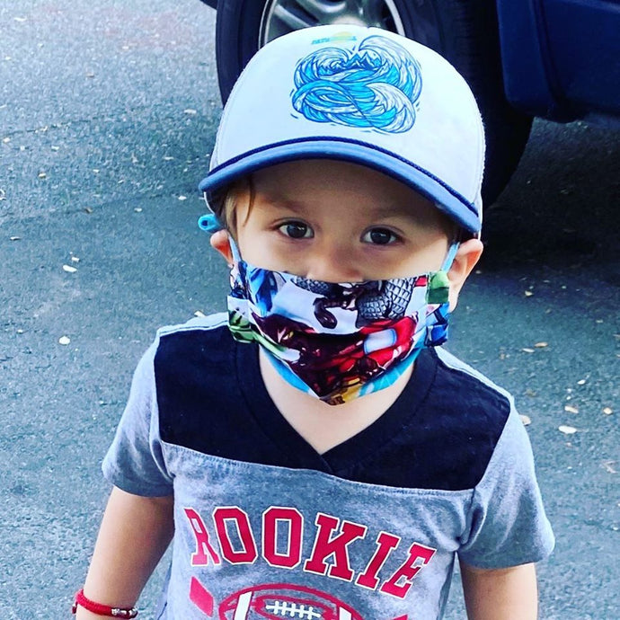 Fabric Face Mask Effectiveness, Instructions and Care