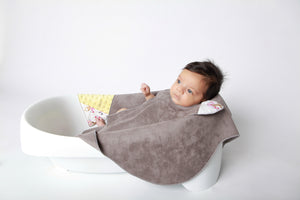 Warm Heart™ Bath Bib