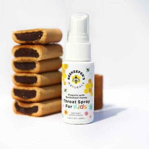 Beekeeper's Naturals - Kids Propolis Throat Spray
