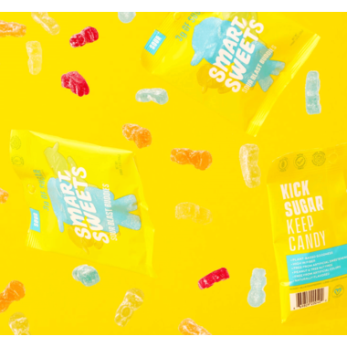 5 Pack- Smart Sweets: Sour Blast Buddies