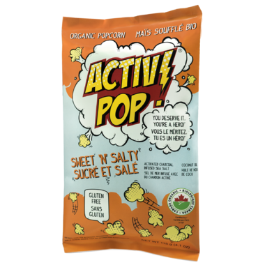 2 Pack- ActivPOP Sweet n Salty