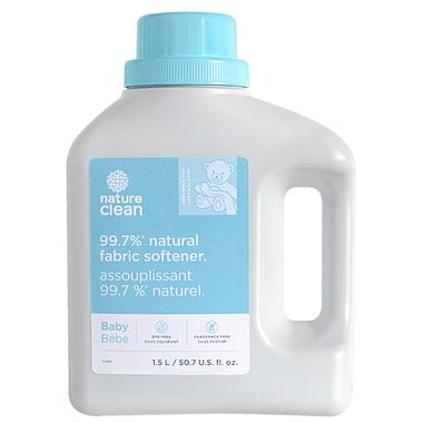 Nature Clean Baby Fabric Softener 1.5L