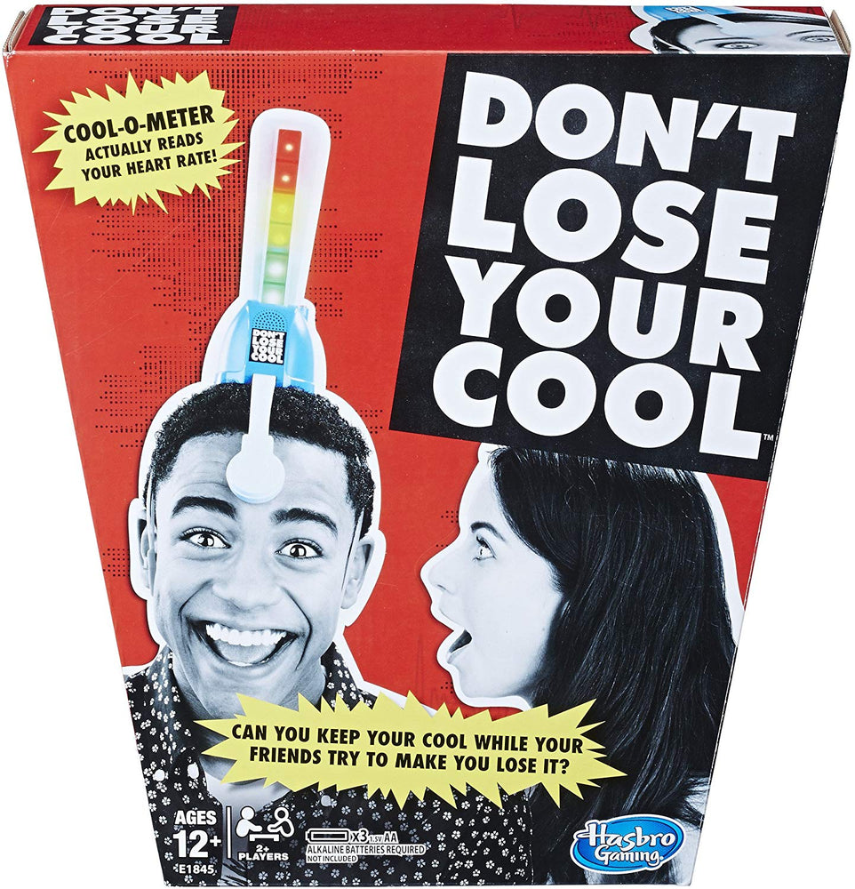 Hasbro Gaming Don't Lose You Cool Party Game