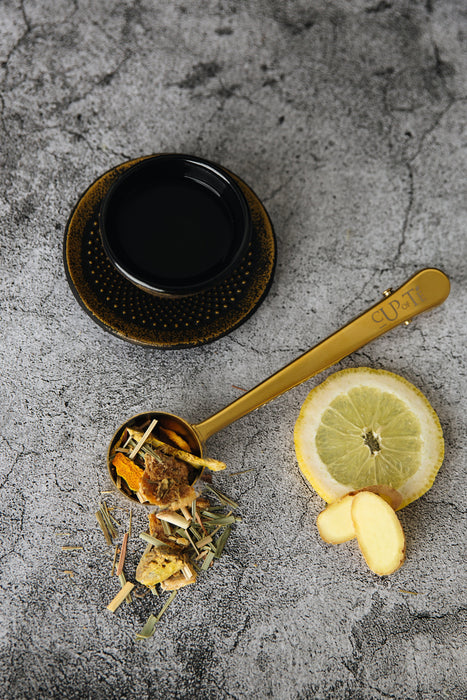 Cup of Té: Golden Scoop