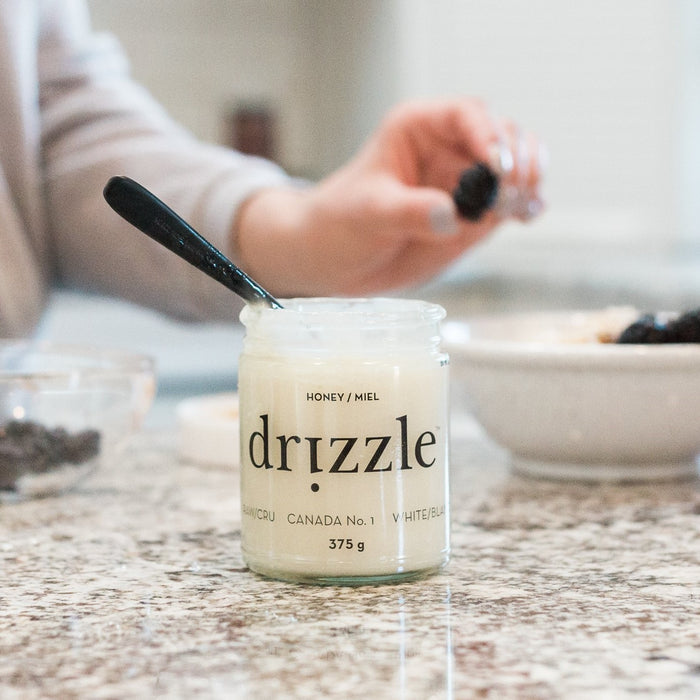 Drizzle Honey - White Raw Honey 375g