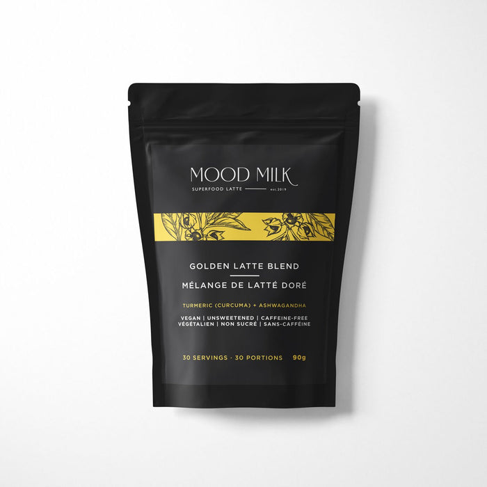 Mood Milk Golden Latte Blend 90g