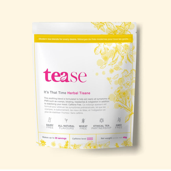 Tease Tea - It's That Time - PMS Tea
