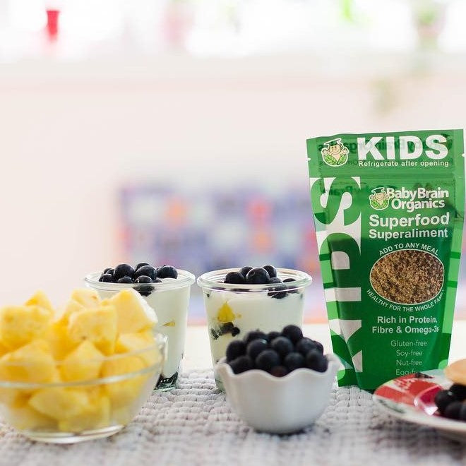 Love + Life Organics -- Sprouted Organics Superfood for Kids 170g