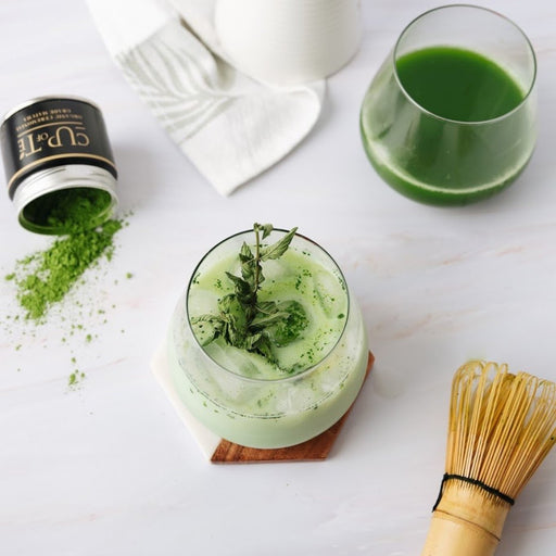 Cup of Té: Ceremonial Organic Matcha (30g per tin)