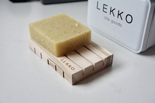 LEKKO Life Goods - Zero Waste Soap Kit