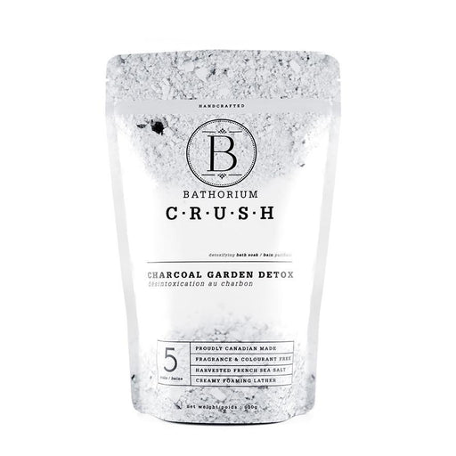 Bathorium - Charcoal Garden Detox Crush