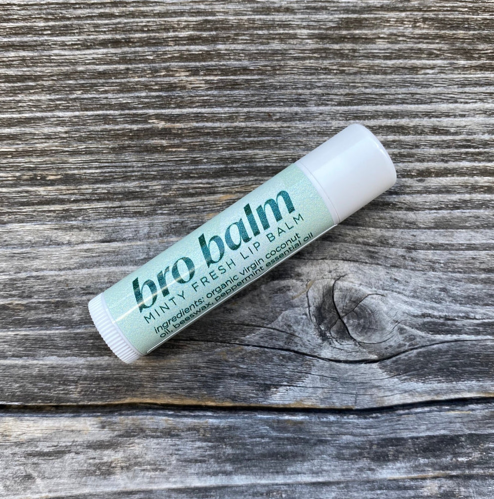 The Lip Service - Bro Balm Minty Fresh