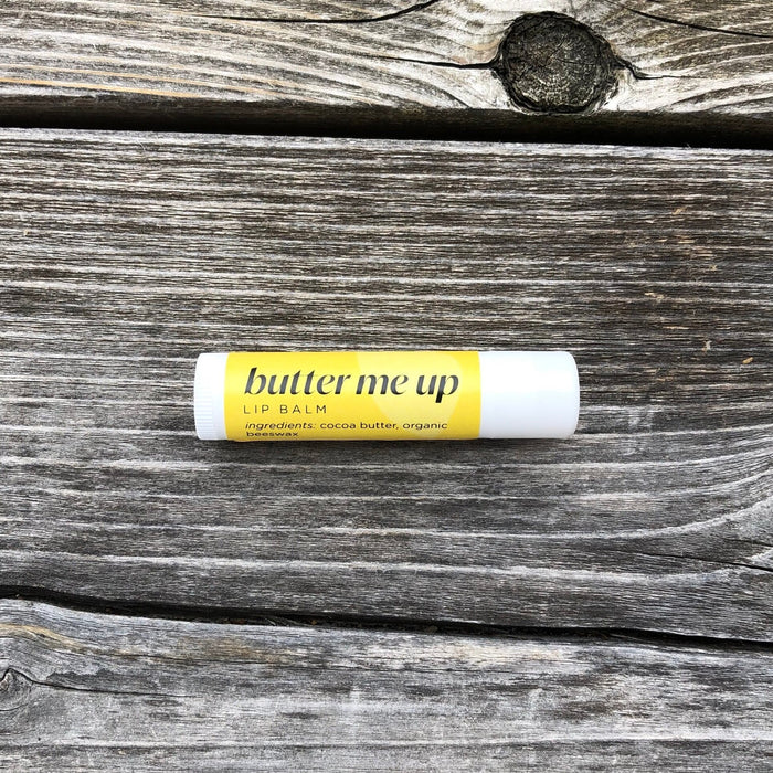 The Lip Service - Butter Me Up Lip Balm ( Coconut Oil Free)