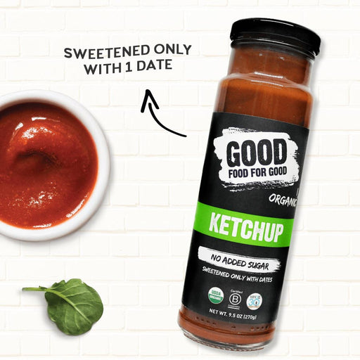 Good Food For Food Organic Classic Ketchup 250ml