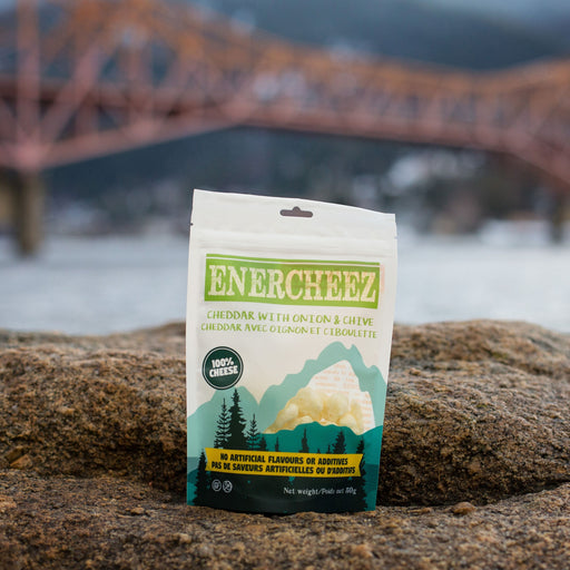 (2 pack) Enercheez Onion and Chive