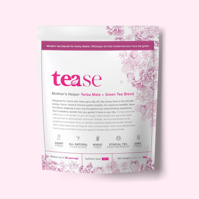 Tease Tea - Mother's Helper Tea