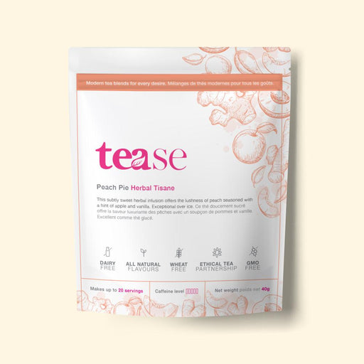 Tease Tea - Peach Pie