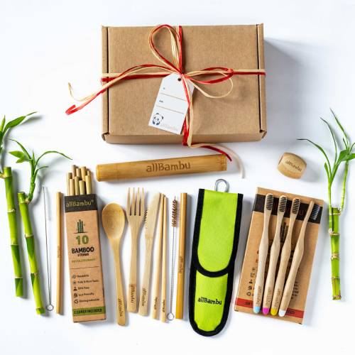 allBambu - Zero Waste Kit