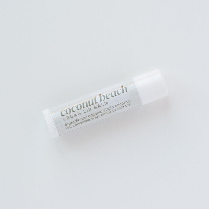 The Lip Service - Vegan Coconut Beach Lip Balm