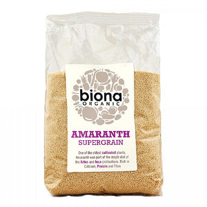 Biona Amaranth Seeds 500 g - V-Circle Wellness