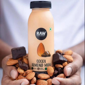 Cacao Almond Milk (200 mL x 4)