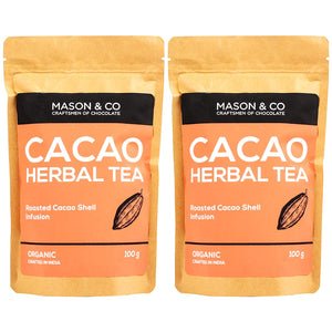 Cacao Herbal Tea - V-Circle Wellness