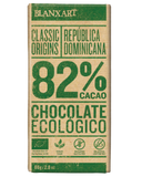 Organic Dark Chocolate Dominican Republic - 82% Cacao - V-Circle Wellness