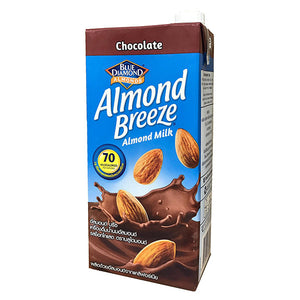 Almond Milk - Chocolate 2x1 litres - V-Circle Wellness