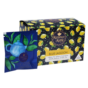 Blue Lagoon Tea (10 bags)