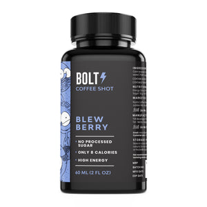 Coffee Shot - Blew Berry (Pack of 6) - V-Circle Wellness
