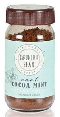 Cocoa Mint Coffee Jar - V-Circle Wellness