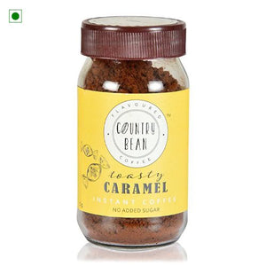 Caramel Coffee Jar - V-Circle Wellness