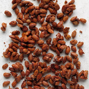 Cinnamon Flavored Almonds - V-Circle Wellness