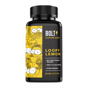 Coffee Shot - Loopy Lemon (Pack of 6) - V-Circle Wellness
